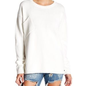 One Teaspoon Classic Chunky Knit Pullover Sweater